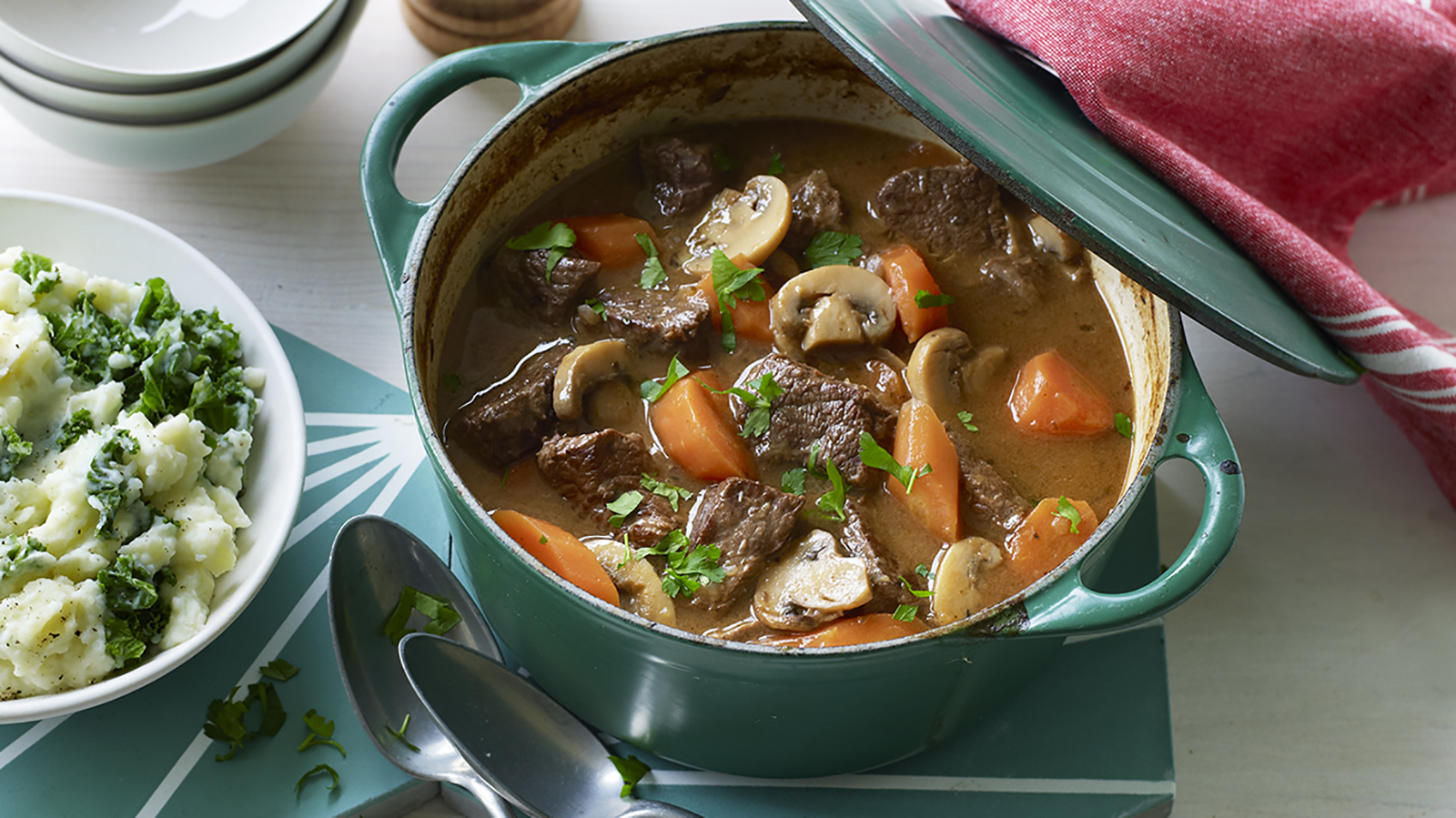 Beef Casserole Recipe Bbc Food