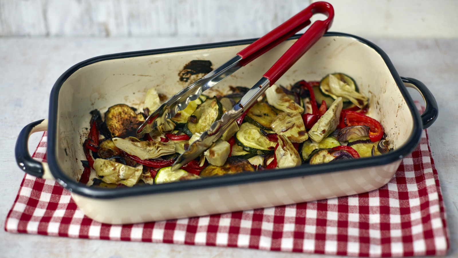 Roasted vegetables recipe bbc food forumfinder Images