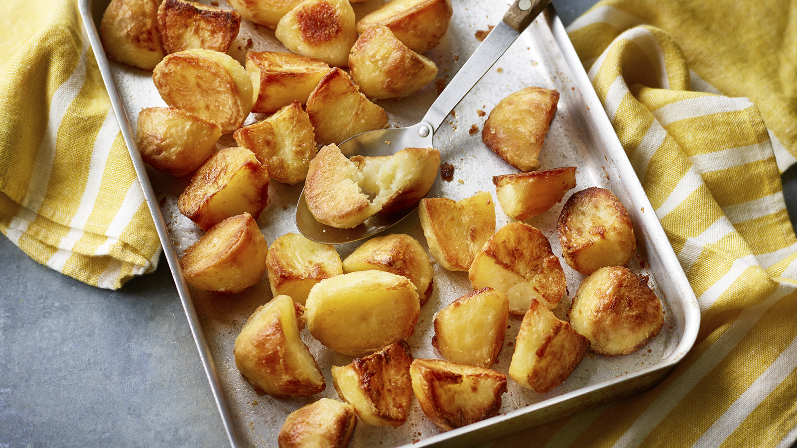 Roast potatoes recipe bbc food forumfinder Choice Image