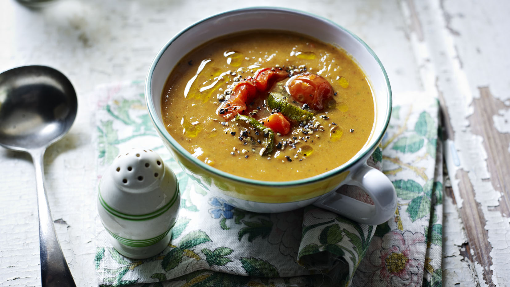 Roast vegetable soup recipe bbc food forumfinder Image collections