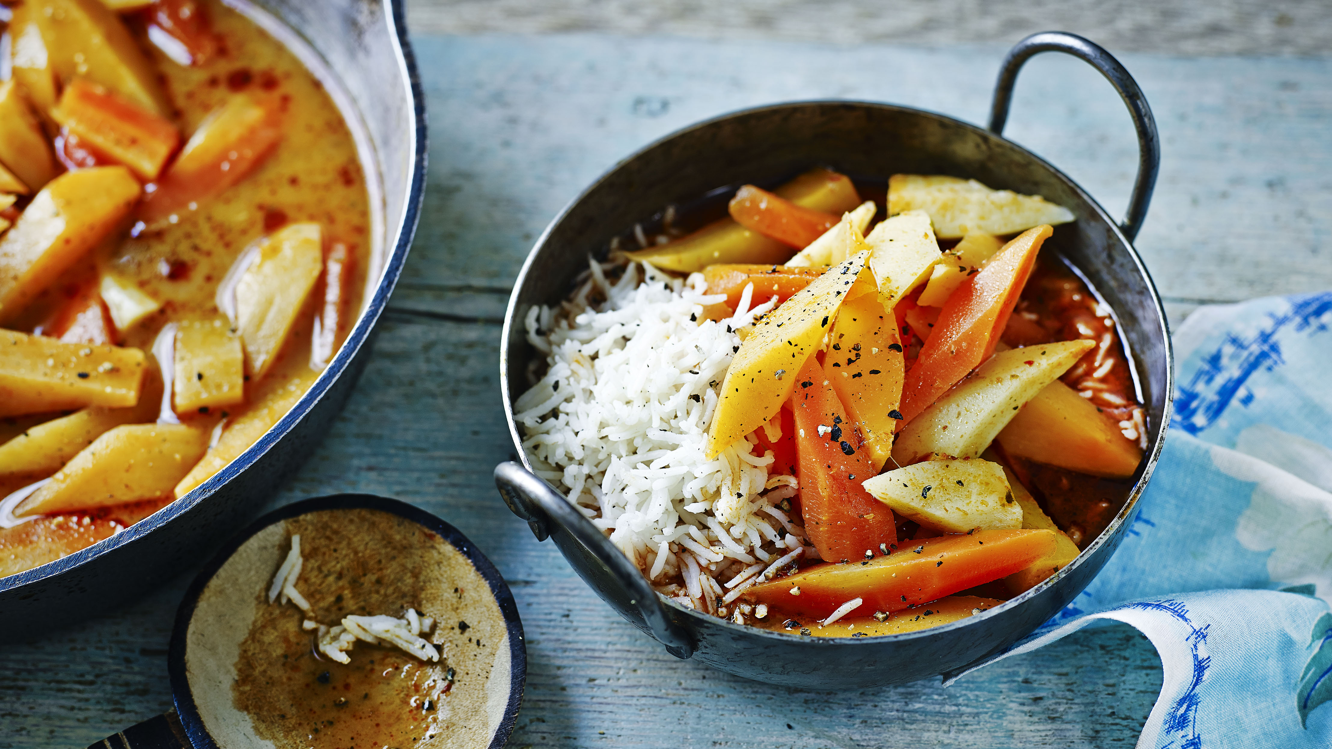Root vegetable thai curry recipe bbc food forumfinder Choice Image