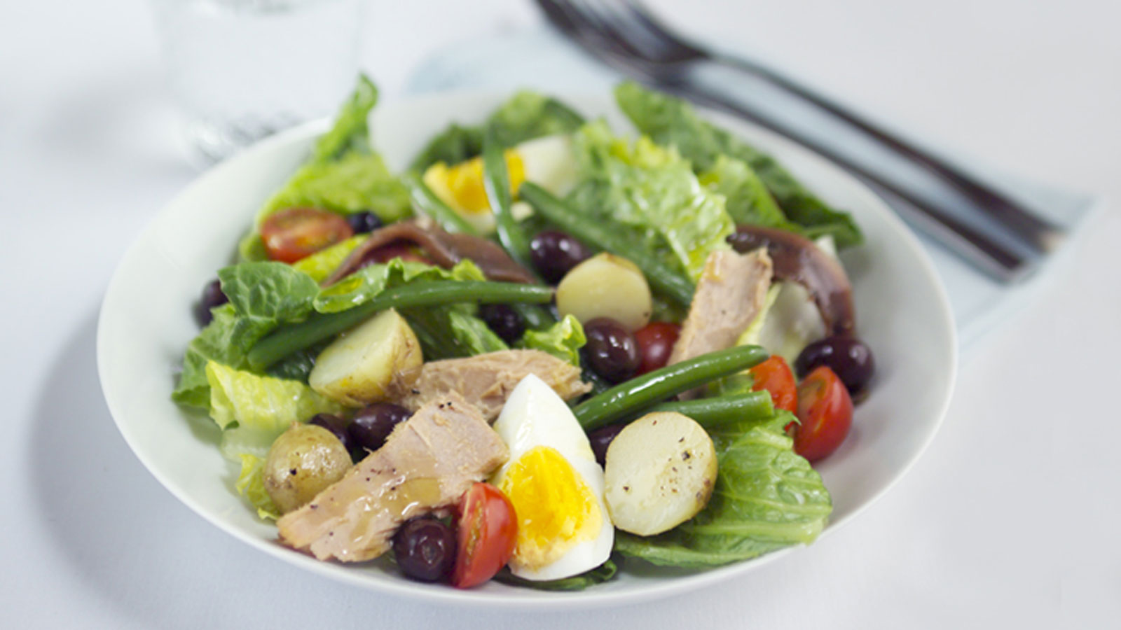 Salade Nicoise Recipe Bbc Food