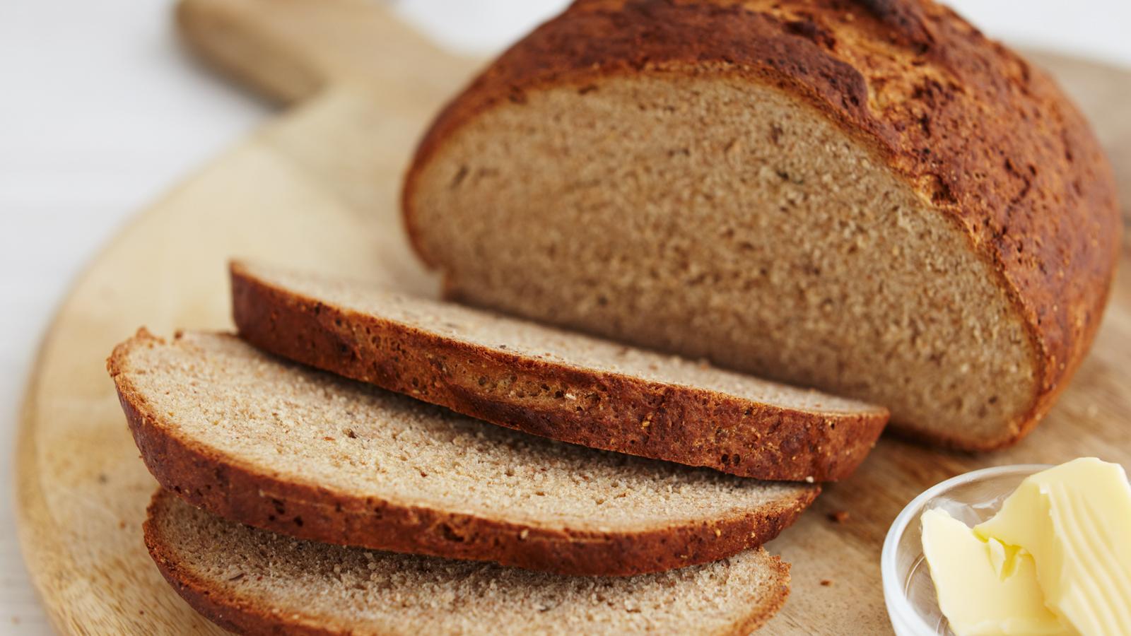 Rye bread recipe - BBC Food