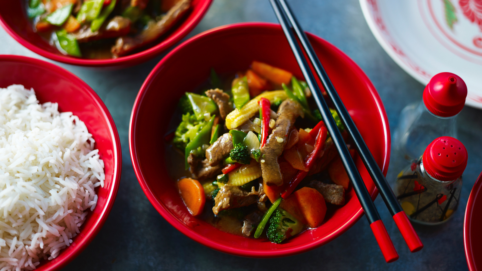Sichuan pepper beef stir fry recipe bbc food forumfinder Gallery