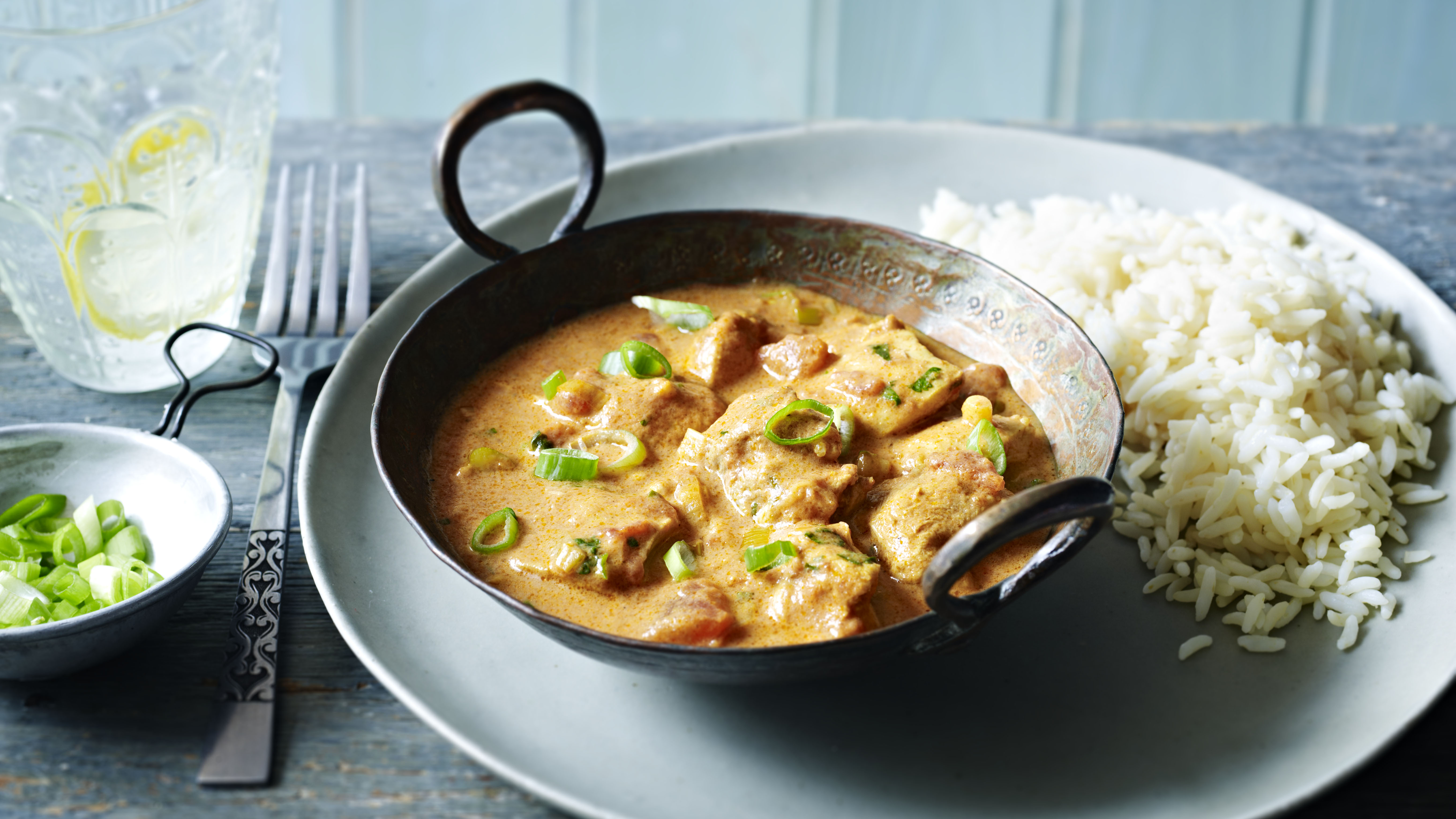 Easy chicken curry recipe bbc food forumfinder Gallery
