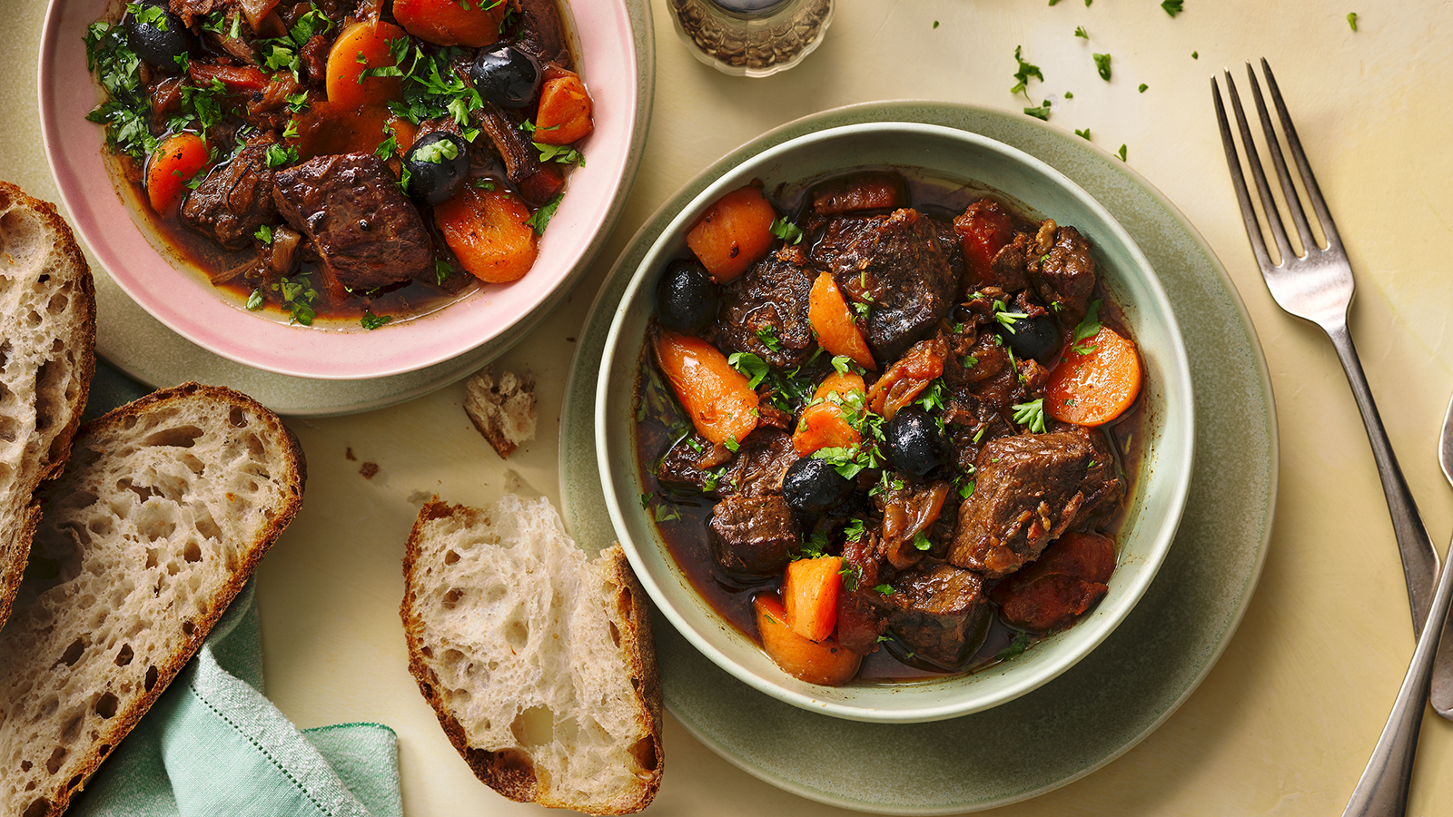 Slow Cooker Beef Stew Recipe Bbc Food