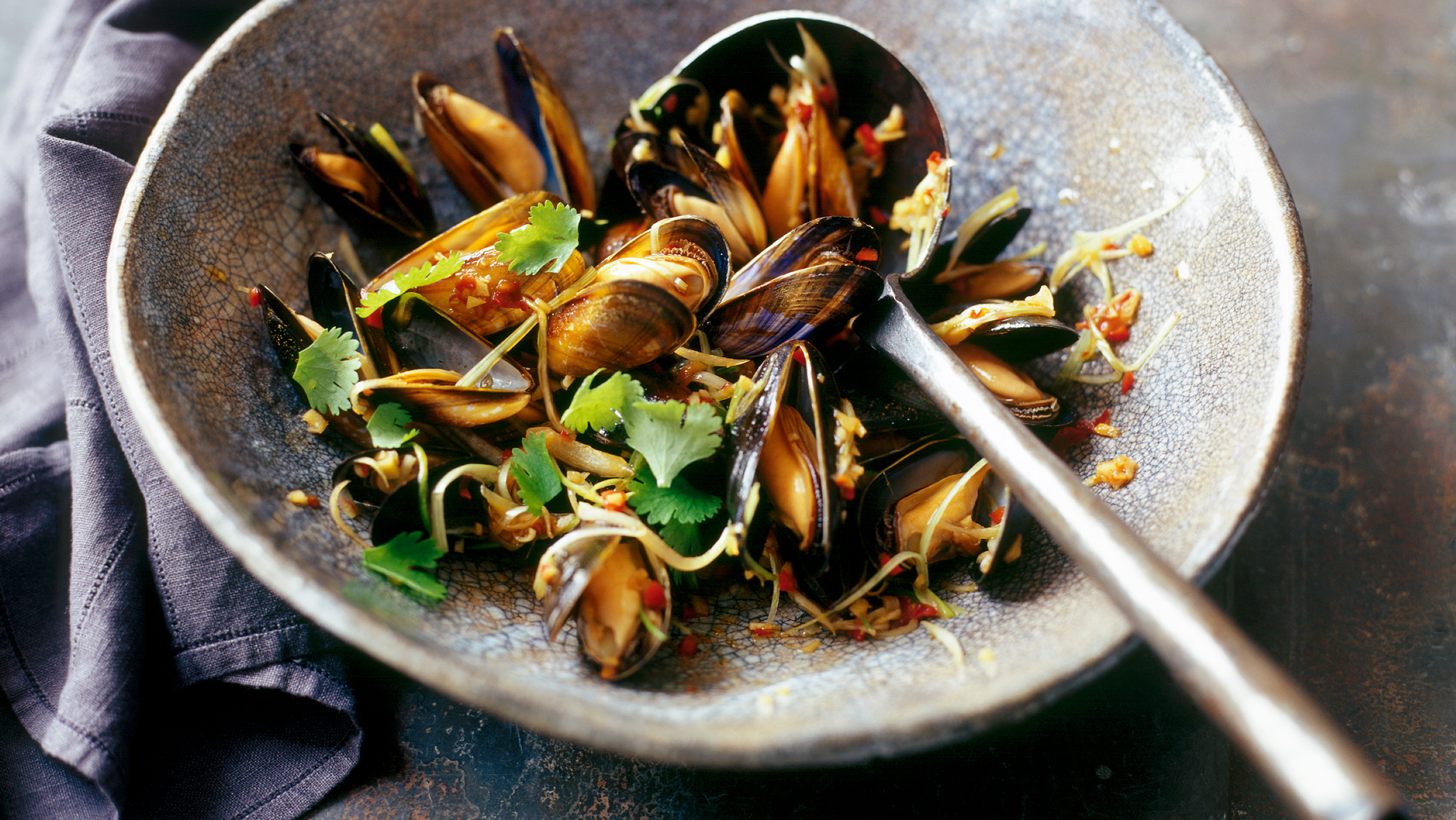 Than useful mussels