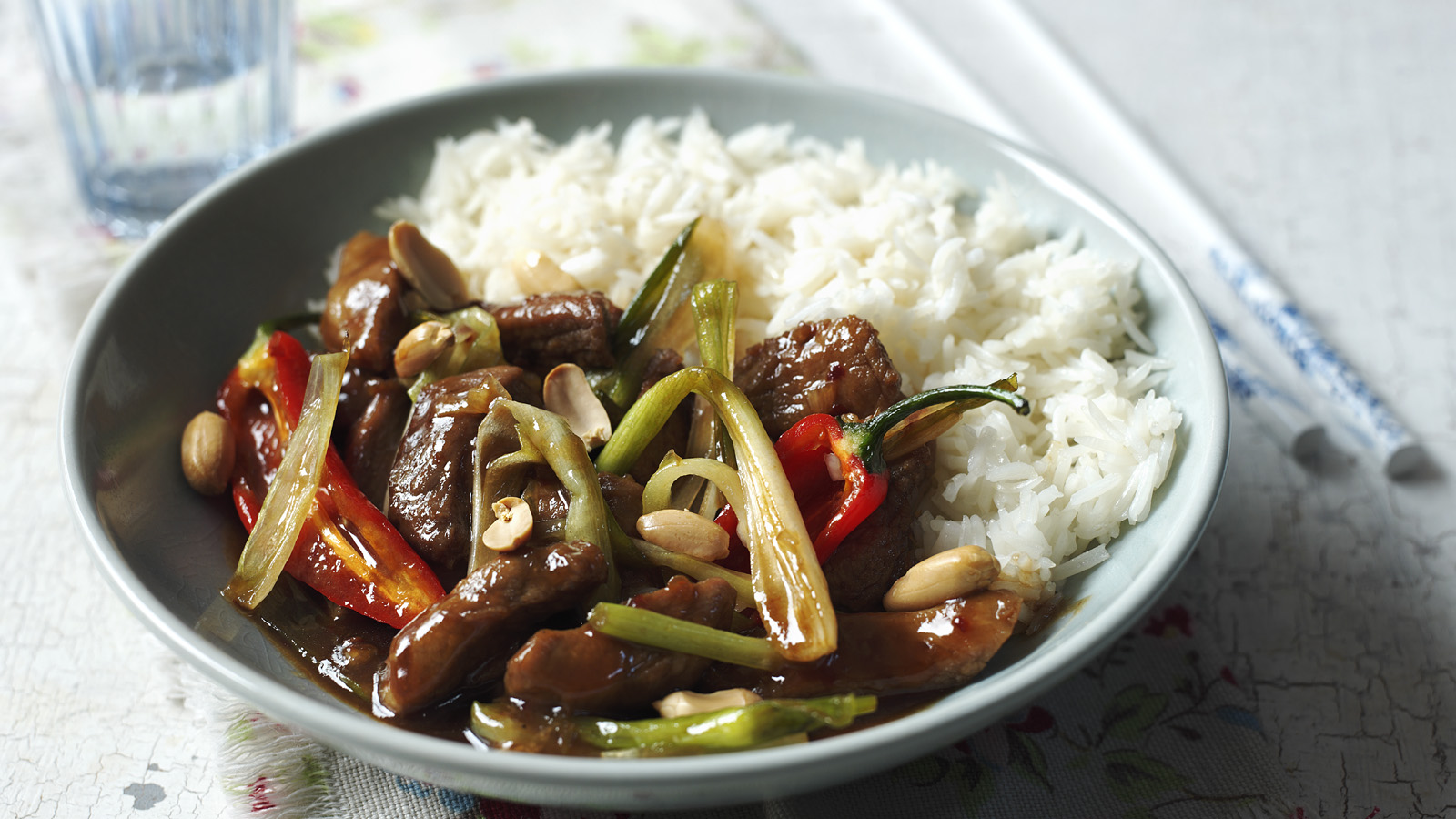 Stir fried chilli pork recipe bbc food forumfinder Gallery