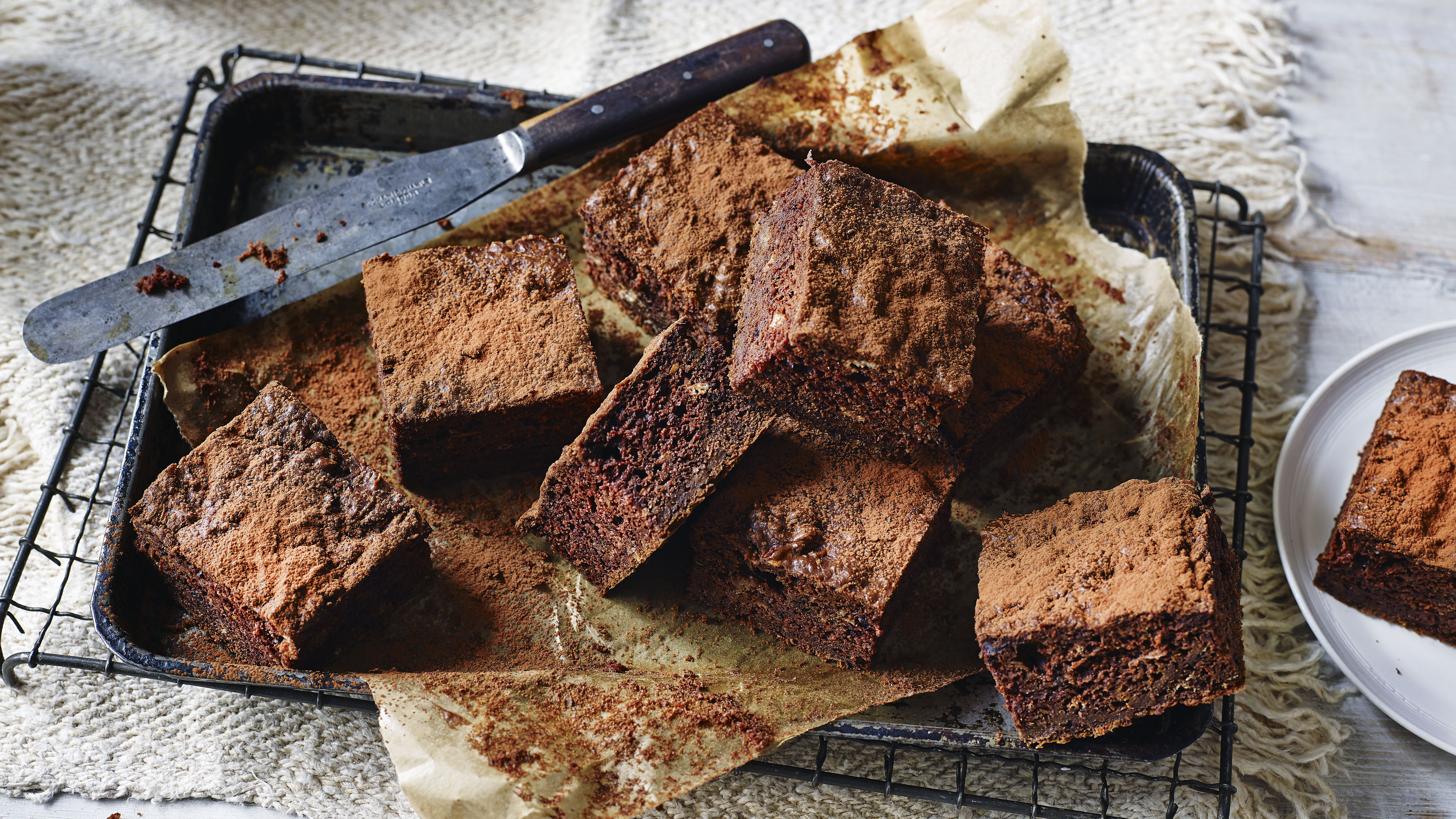 Sugar free chocolate brownies recipe bbc food forumfinder Image collections