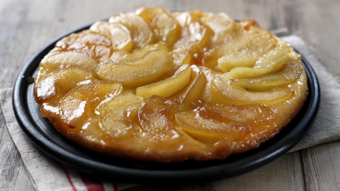 apple tarte tatin recipe bbc food