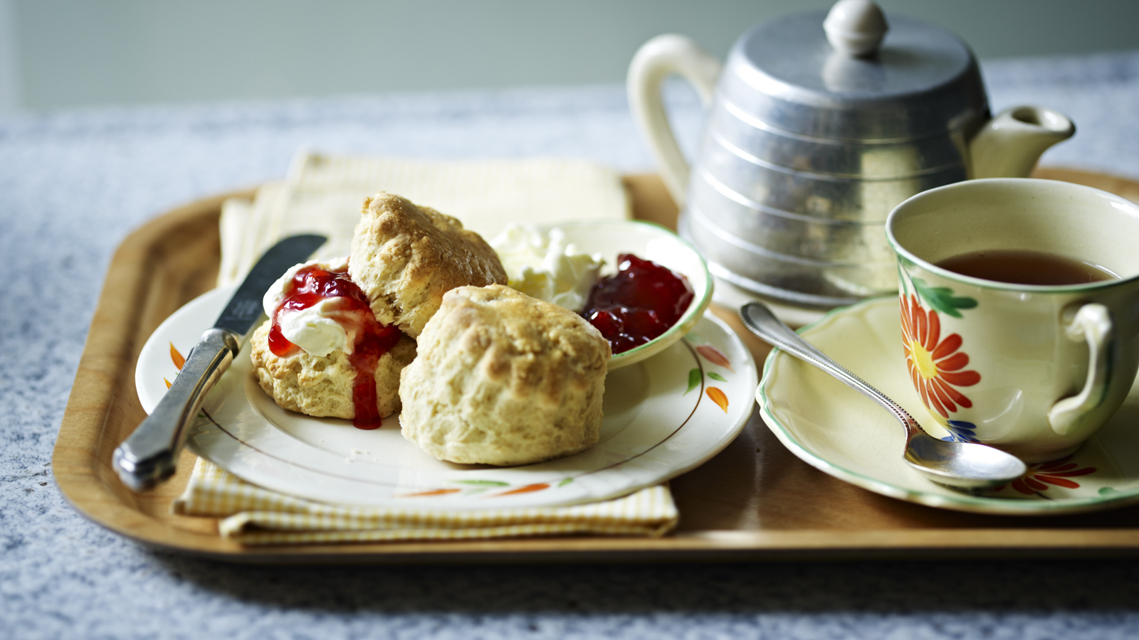 What to bake for tea