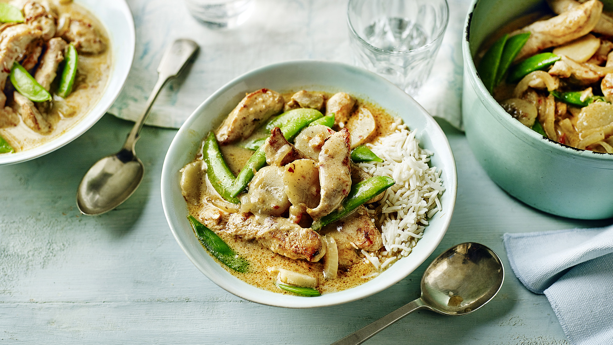 Thai chicken curry recipe bbc food forumfinder Image collections