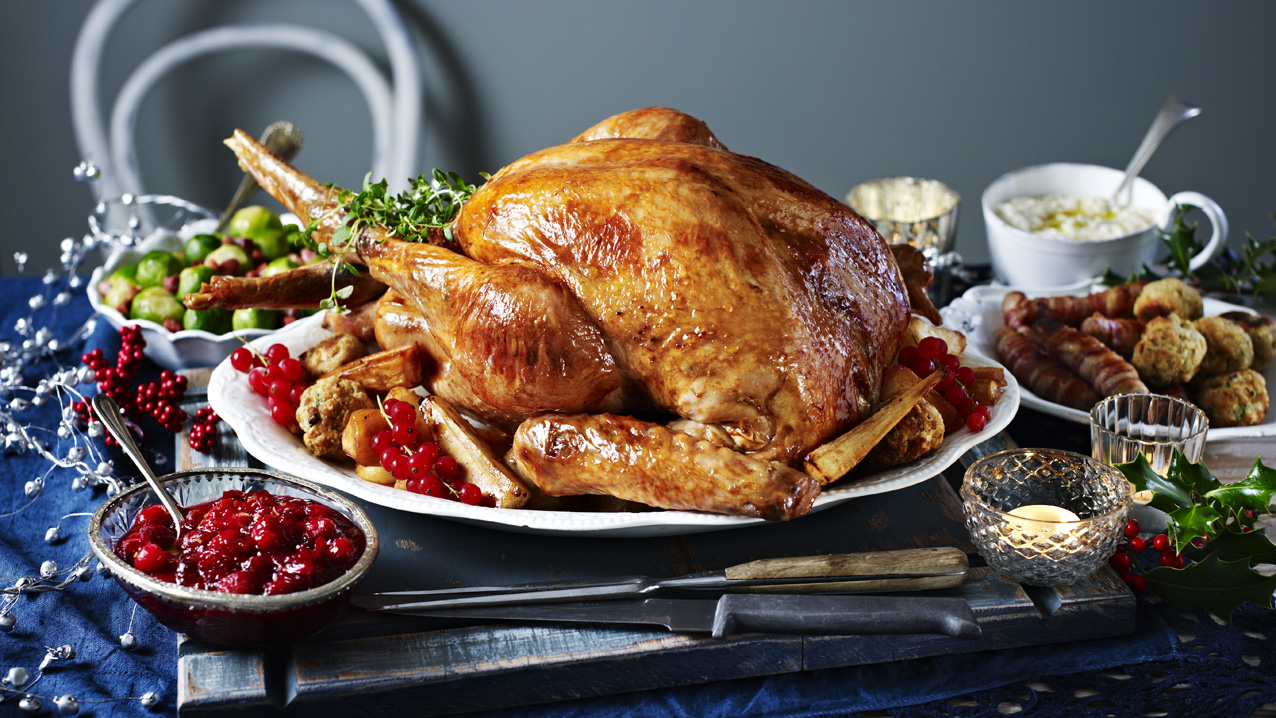 Raymond Blanc S Roast Turkey Recipe Bbc Food