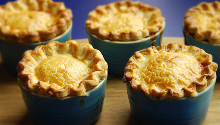 Turkey pot pie recipe bbc food forumfinder
