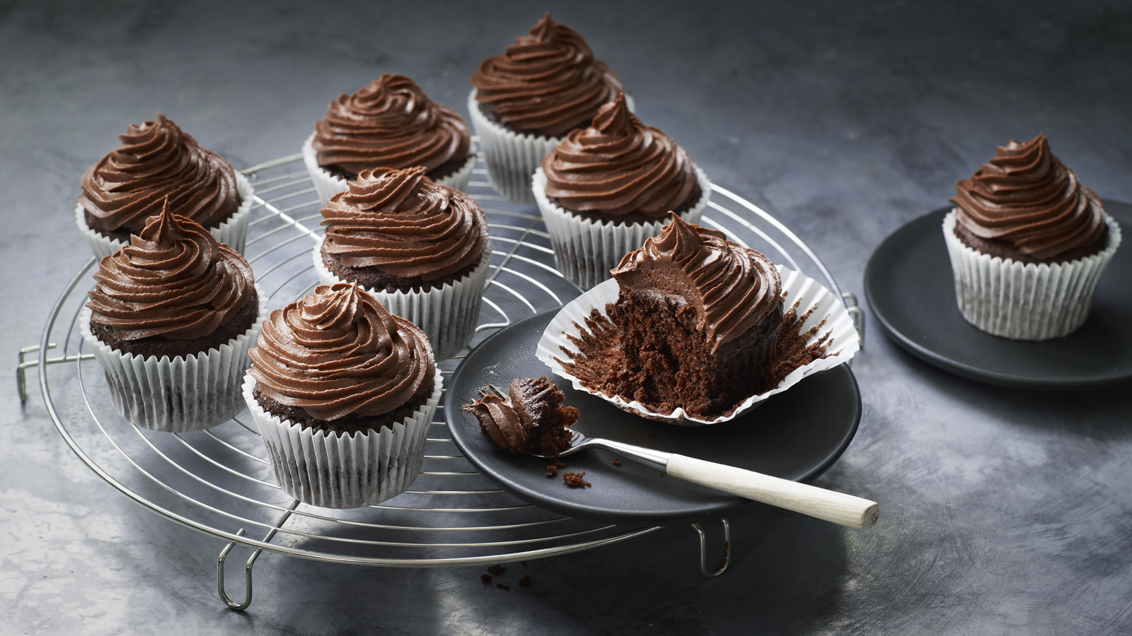 Vegan Chocolate Cupcakes Recipe Bbc Food