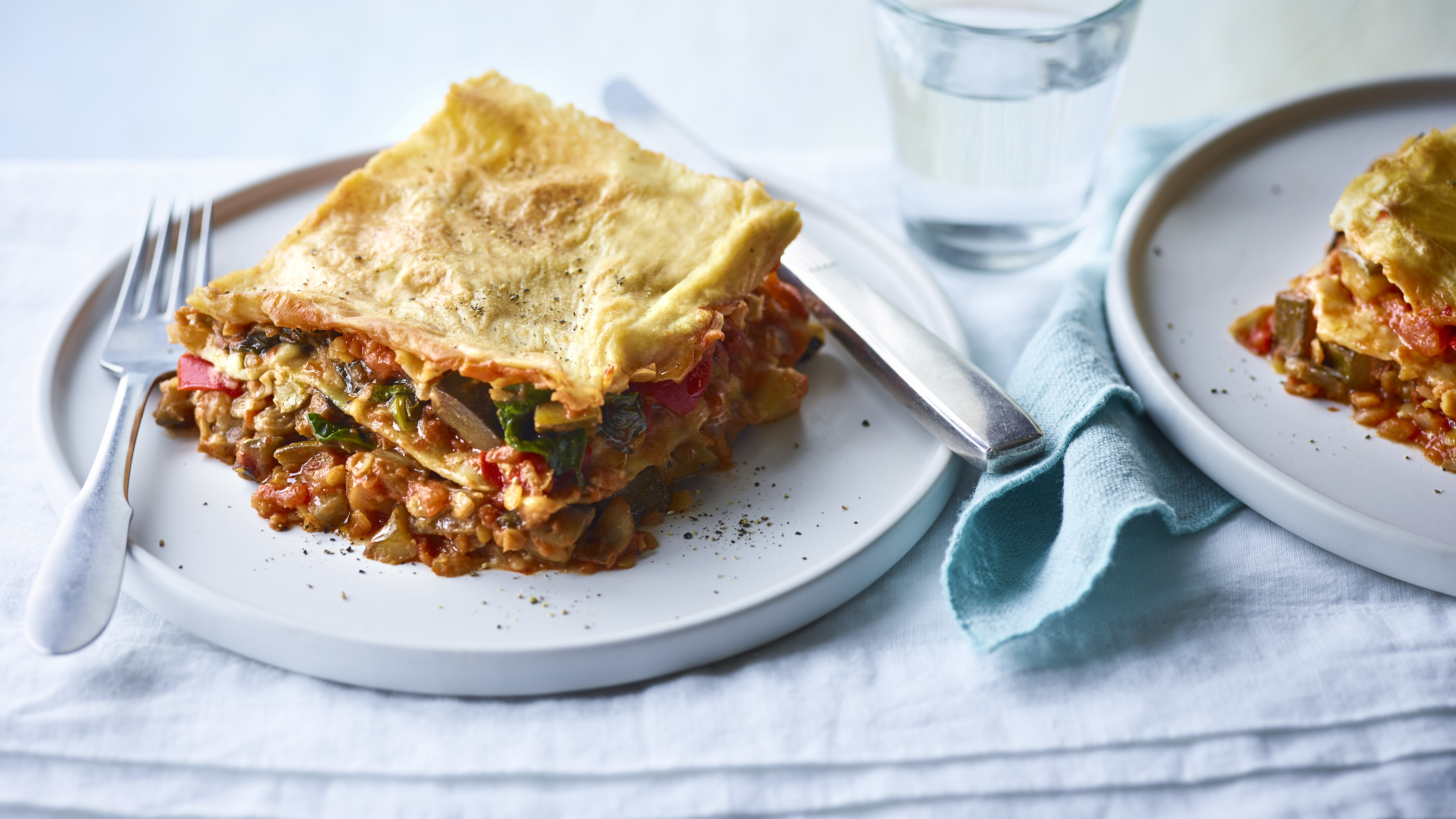 Vegan Lasagne Recipe Bbc Food