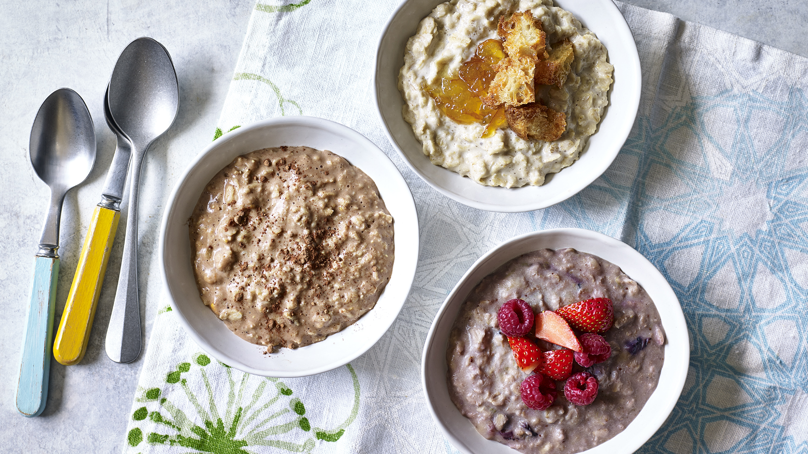 Vegan Porridge Recipe Bbc Food