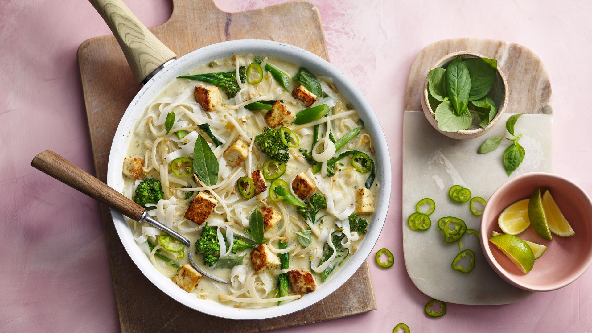Merveilleux Mot-Clé Vegan Thai green curry
