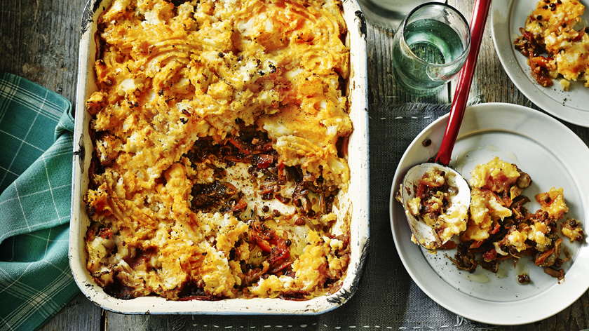 Veggie shepherds pie recipe bbc food forumfinder