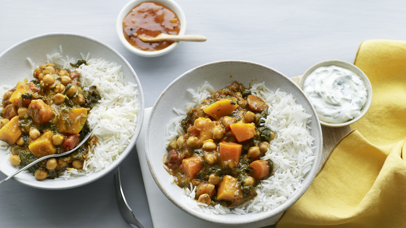 Veggie Slow Cooker Curry