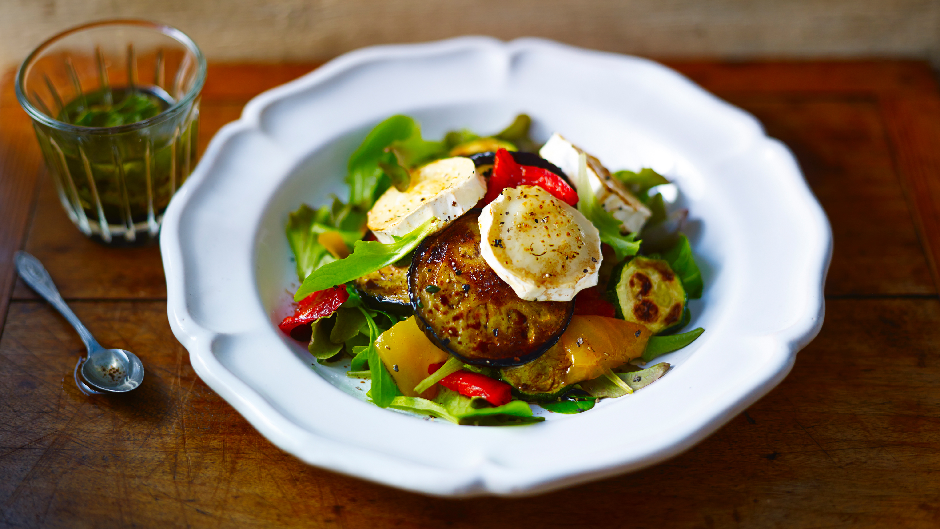 Warm goats cheese salad recipe bbc food forumfinder Choice Image